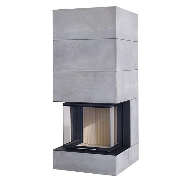 kaminbausatz brunner bsk 05 panoramakamin 13kw schiebet r schornstein fachhandel. Black Bedroom Furniture Sets. Home Design Ideas