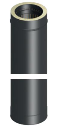 Längenelement 1000 mm - Zuluftsystem