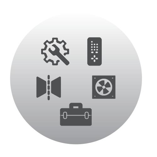 Kaminzubehör Spartherm - Gasschlauch für Gassteckdose NUR montiert am Gerät verfügbar