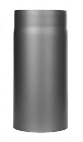 Ofenrohr - Längenelement 330 mm gussgrau - Jeremias Ferro-Lux