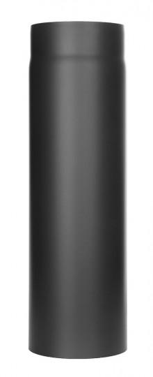 Ofenrohr - Längenelement 500 mm schwarz - Jeremias Ferro-Lux
