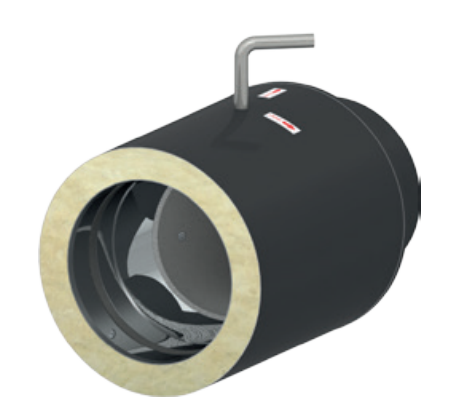 Zuluftklappe isoliert - Zuluftsystem