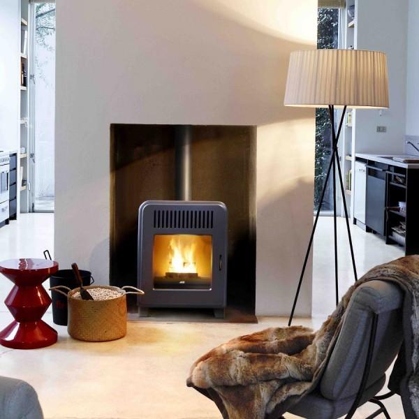 pelletofen mcz cute air 8kw schornstein fachhandel. Black Bedroom Furniture Sets. Home Design Ideas