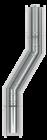 Lichtbauschornstein Bausatz F90 raumluftunabhängig 150 mm