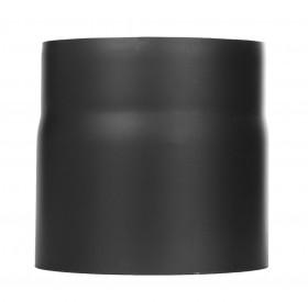 Ofenrohr - Längenelement 150 mm mit Kondensatring gussgrau - Jeremias Ferro-Lux