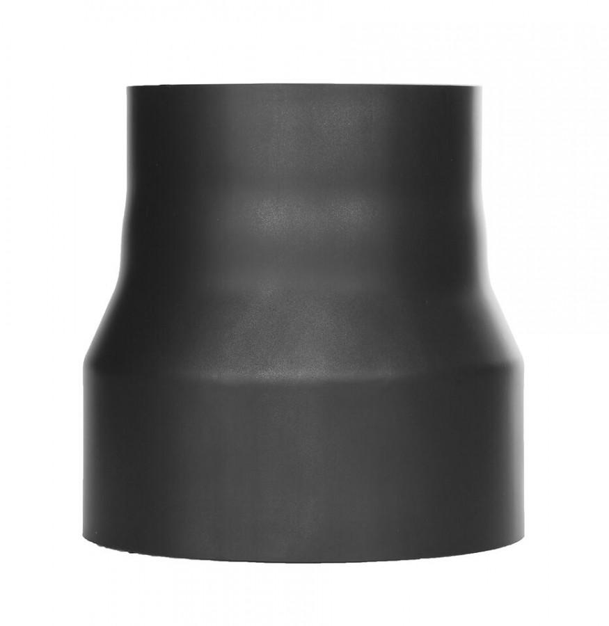 reduzierung 200 180 mm lackiert schornstein fachhandel. Black Bedroom Furniture Sets. Home Design Ideas