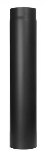 Ofenrohr - Längenelement 750 mm schwarz - Jeremias Ferro-Lux
