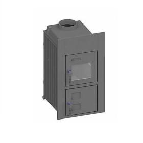 Heizeinsatz Olsberg Format 9, 9 kW