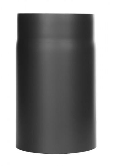 Ofenrohr - Längenelement 250 mm schwarz - Jeremias Ferro-Lux