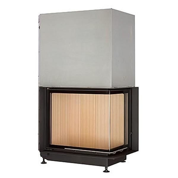 kaminbausatz brunner bsk 02 eckkamin 15kw wasserf hrend schiebet r schornstein fachhandel. Black Bedroom Furniture Sets. Home Design Ideas
