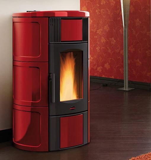 pelletofen la nordica extraflame iside idro 2 0 19kw wasserf hrend schornstein fachhandel. Black Bedroom Furniture Sets. Home Design Ideas