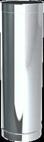 Längenelement 1000 mm - Jeremias Wäscheabwurfschacht