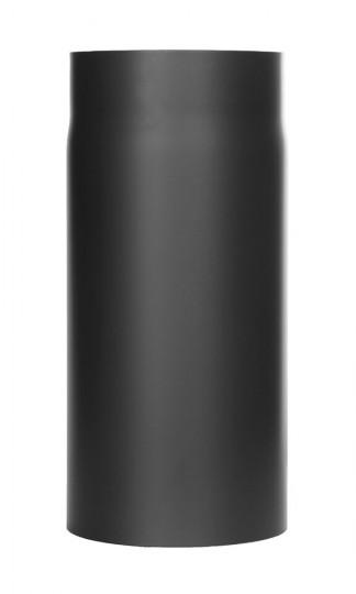 Ofenrohr - Längenelement 330 mm schwarz - Jeremias Ferro-Lux