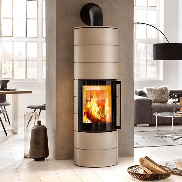 kaminofen spartherm ambiente a4 6kw schornstein fachhandel. Black Bedroom Furniture Sets. Home Design Ideas