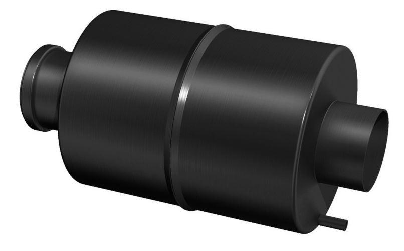 Kunststoff-Schalldämpfer AGP-LBI und TTSP
