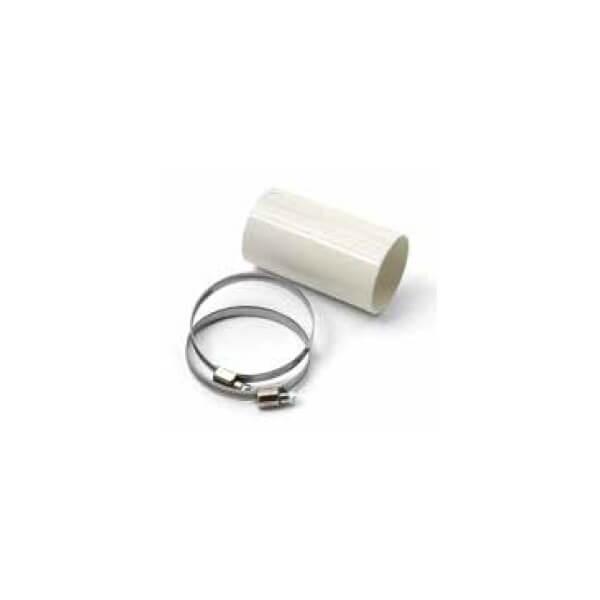 MCZ Starres Verbindungsstück für Warmluftkanäle, Ø 60mm