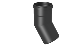 Winkel 30° starr - Kunststoff für Jeremias EW-PPS