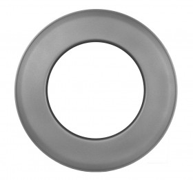 Ofenrohr - Wandrosette 55 mm gussgrau - Jeremias Ferro-Lux